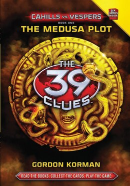 Book The 39 Clues: Cahills vs. Vespers Book One: The Medusa Plot by Gordon Korman