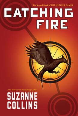 Book Catching Fire: The Second Book of The Hunger Games (Library Edition) by Suzanne Collins