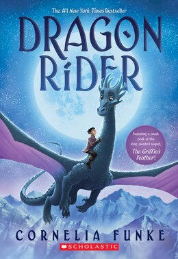 Book Dragon Rider by Cornelia Funke