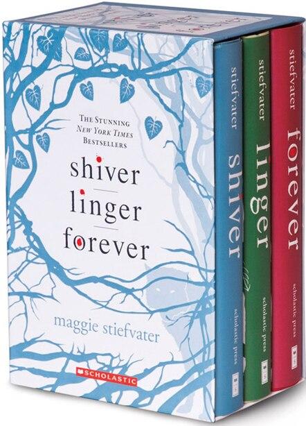 Shiver Trilogy Boxset (shiver, Linger, Forever): Shiver, Linger, Forever by Maggie Stiefvater