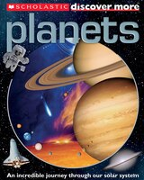 Book Scholastic Discover More: Planets (Confident Reader) by Penelope Arlon
