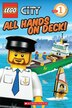 LEGO City: All Hands on Deck! by Scholastic Inc
