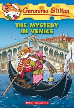 Book Geronimo Stilton #48: The Mystery in Venice by Geronimo Stilton
