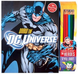 Book Draw the DC Universe by Kaitlyn Klutz