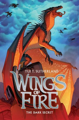 Book Wings of Fire Book Four: The Dark Secret by Tui T Sutherland