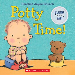 Book Potty Time! by Caroline Jayne Church