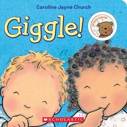 Book Giggle! by Caroline Jayne Church