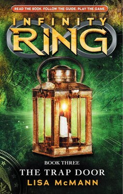 Book Infinity Ring Book 3: The Trap Door by Lisa McMann