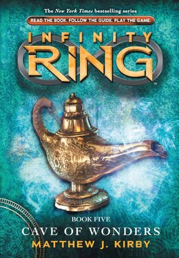Book Infinity Ring Book 5: Cave of Wonders by Matthew J Kirby