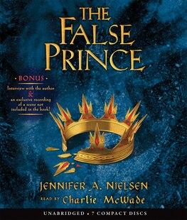 The False Prince: Book 1 of The Ascendance Trilogy (Audio): The Ascendance Trilogy, Book One (Audio Book)