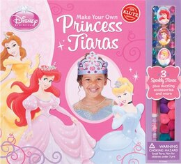 Book Disney Princess: Make Your Own Princess Tiaras by Klutz