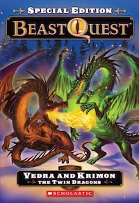 Beast Quest Special Edition #2: Vedra and Krimon the Twin Dragons