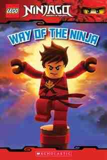 Way Of The Ninja (lego Ninjago: Reader) by Greg Farshtey