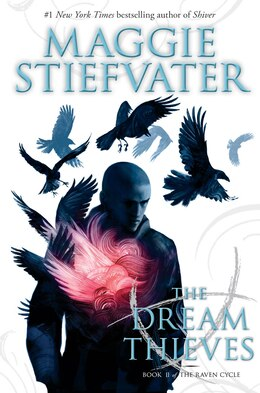 Book The Dream Thieves: Book 2 of The Raven Cycle by Maggie Stiefvater