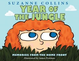 Book Year of the Jungle by Suzanne Collins