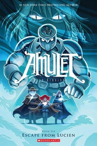 Amulet Book Six: Escape From Lucien by Kazu Kibuishi