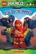 LEGO Ninjago Reader #4: Rise of the Snakes by Tracey West