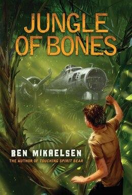 Book Jungle of Bones by Ben Mikaelsen
