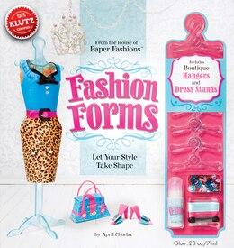 Book Fashion Forms by April Chorba