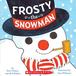 Book Frosty the Snowman by Steve Nelson