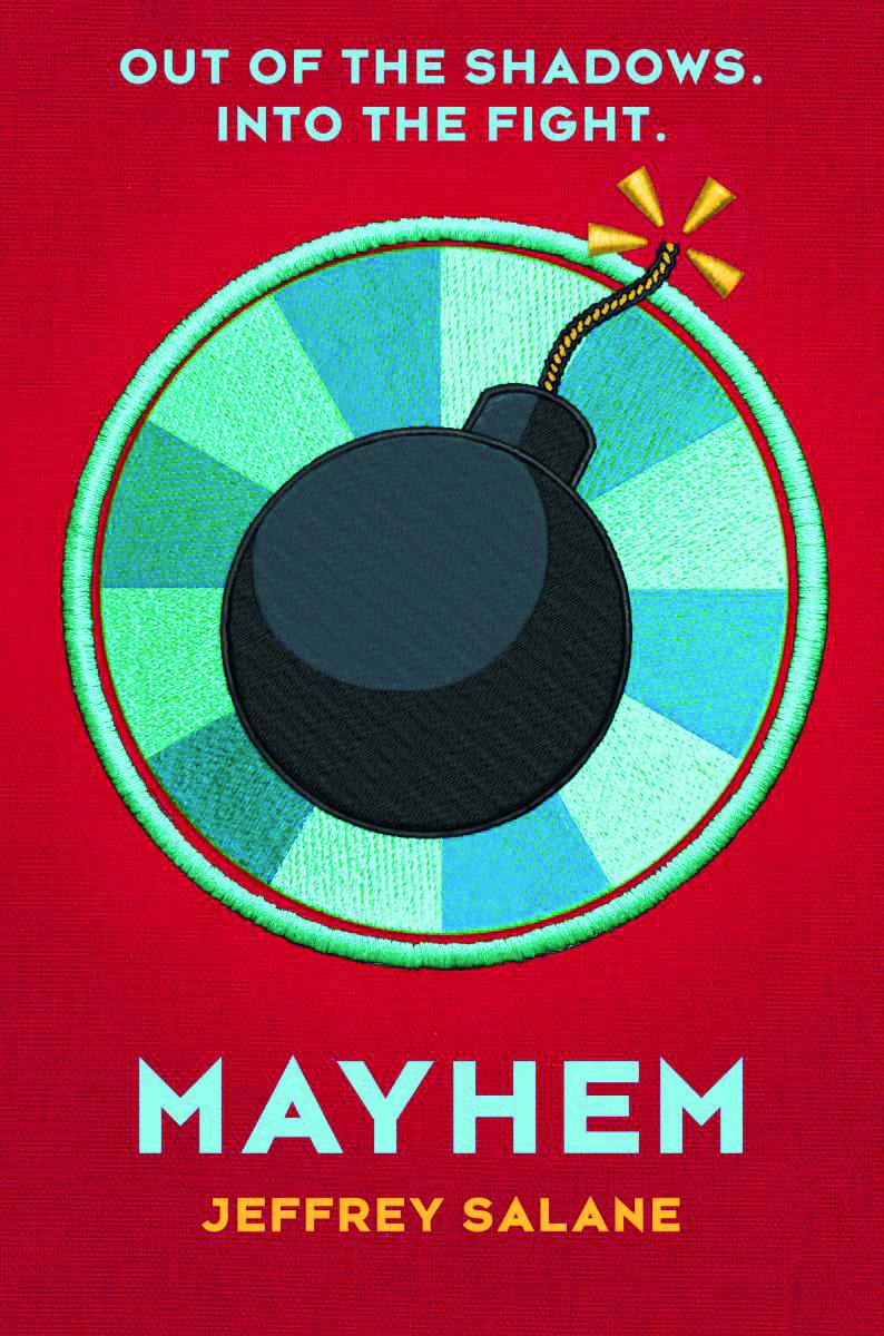 Lawless Book 3: Mayhem by Jeffrey Salane
