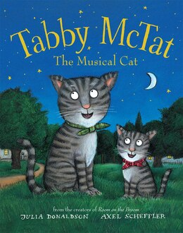 Book Tabby McTat: The Musical Cat by Julia Donaldson