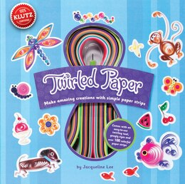 Book Twirled Paper by Jacqueline Lee