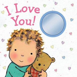Cloth Book: I Love You!