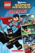 LEGO DC Super Heroes: Save the Day (Comic Reader #1) by Scholastic Inc