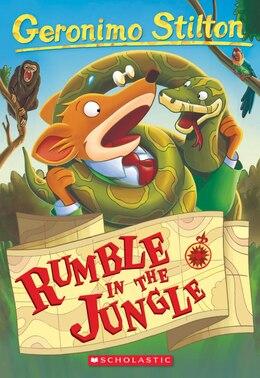 Book Geronimo Stilton #53: Rumble in the Jungle by Geronimo Stilton