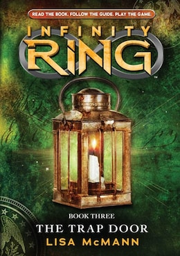 Book Infinity Ring Book 3: The Trap Door (Library Edition) by Lisa McMann