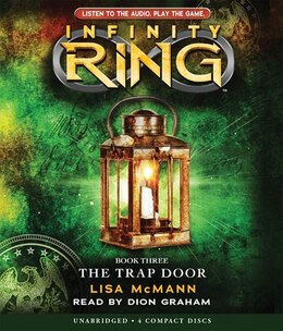 Book Infinity Ring Book 3: The Trap Door (Audio) by Lisa McMann