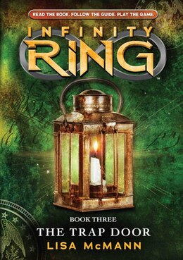 Book Infinity Ring Book 3: The Trap Door (Library Audio) by Lisa McMann