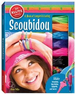 Book Scoubidou: A Book of Lanyard & Lacing by Karen Phillips