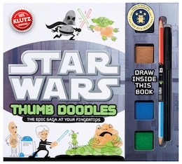 Book Star Wars Thumb Doodles: The Epic Saga at Your Fingertips by Klutz