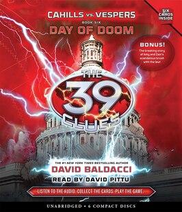 The 39 Clues: Cahills vs. Vespers Book Six: Day of Doom (Audio)