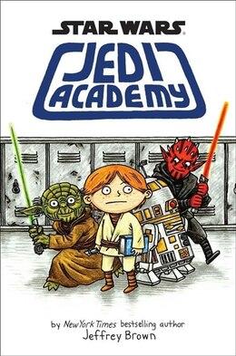 Book Star Wars: Jedi Academy by Jeffrey Brown