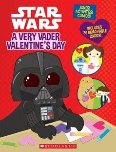Star Wars: A Very Vader Valentine's Day