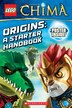 LEGO Legends of Chima: Origins: A Starter Handbook by Scholastic Inc