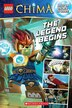 LEGO Legends of Chima: The Legend Begins (Comic Reader #1) by Trey King