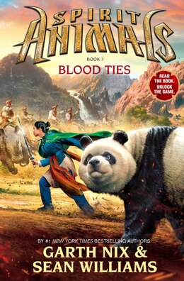 Book Spirit Animals Book Three: Blood Ties by Sean Williams