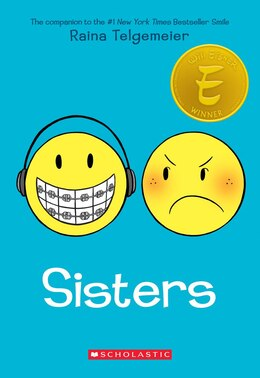 Book Sisters by Raina Telgemeier