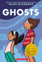 Book Ghosts by Raina Telgemeier