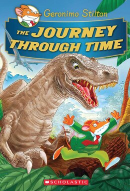 Book Geronimo Stilton Special Edition: The Journey Through Time by Geronimo Stilton