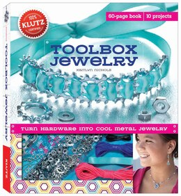 Book Toolbox Jewelry by Kaitlyn Nichols