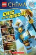 LEGO Legends of Chima: Eris to the Rescue (Comic Reader #3) by Marilyn Easton