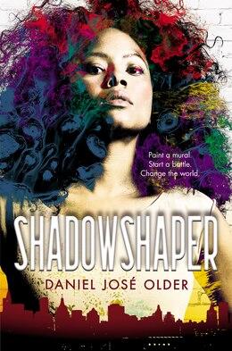 Book Shadowshaper by Daniel Jose Older