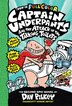 Captain Underpants and the Attack of the Talking Toilets: Colour Edition: The Second Epic Novel