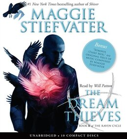 Book The Dream Thieves (Audio): Book 2 of The Raven Cycle by Maggie Stiefvater