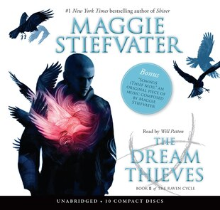The Dream Thieves (Audio): Book 2 of The Raven Cycle